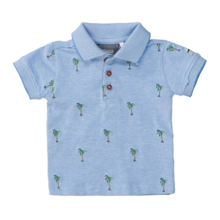 STACCATO Poloshirt bl ›dt ocean Allover print