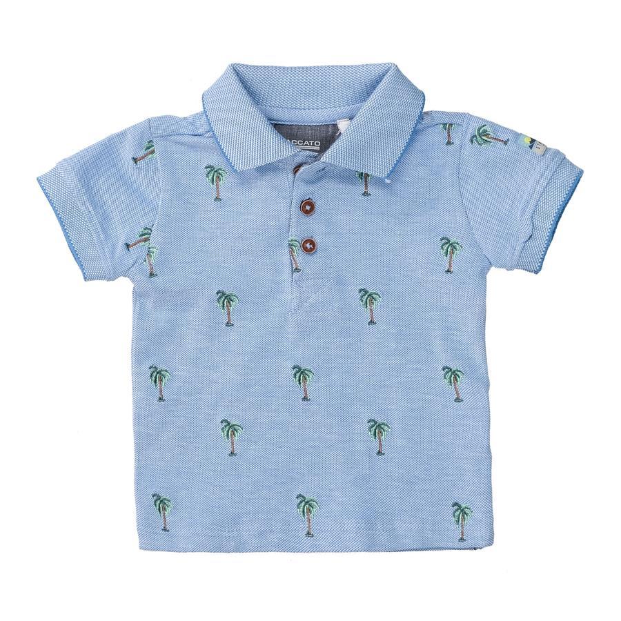 STACCATO  Poloshirt doux ocean Allover print
