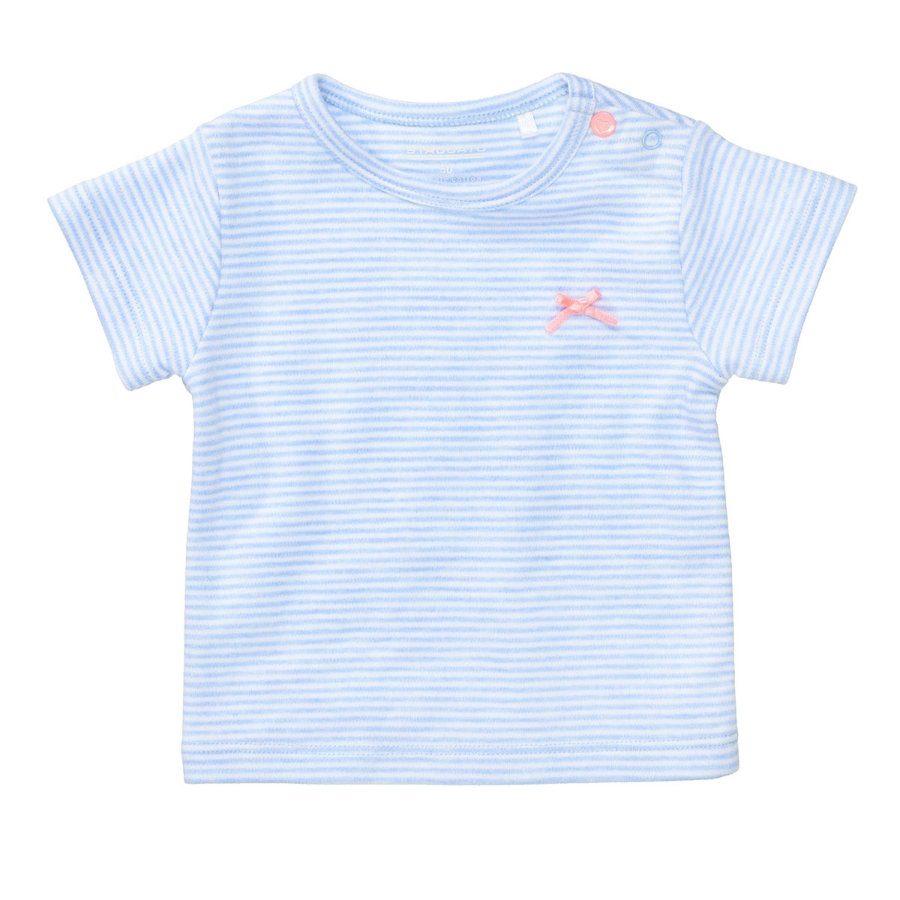 STACCATO  T-Shirt light blauw gemêleerd