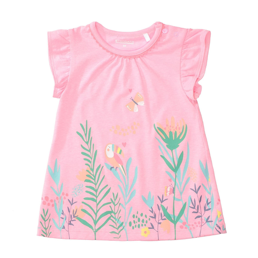 STACCATO tričko růžové