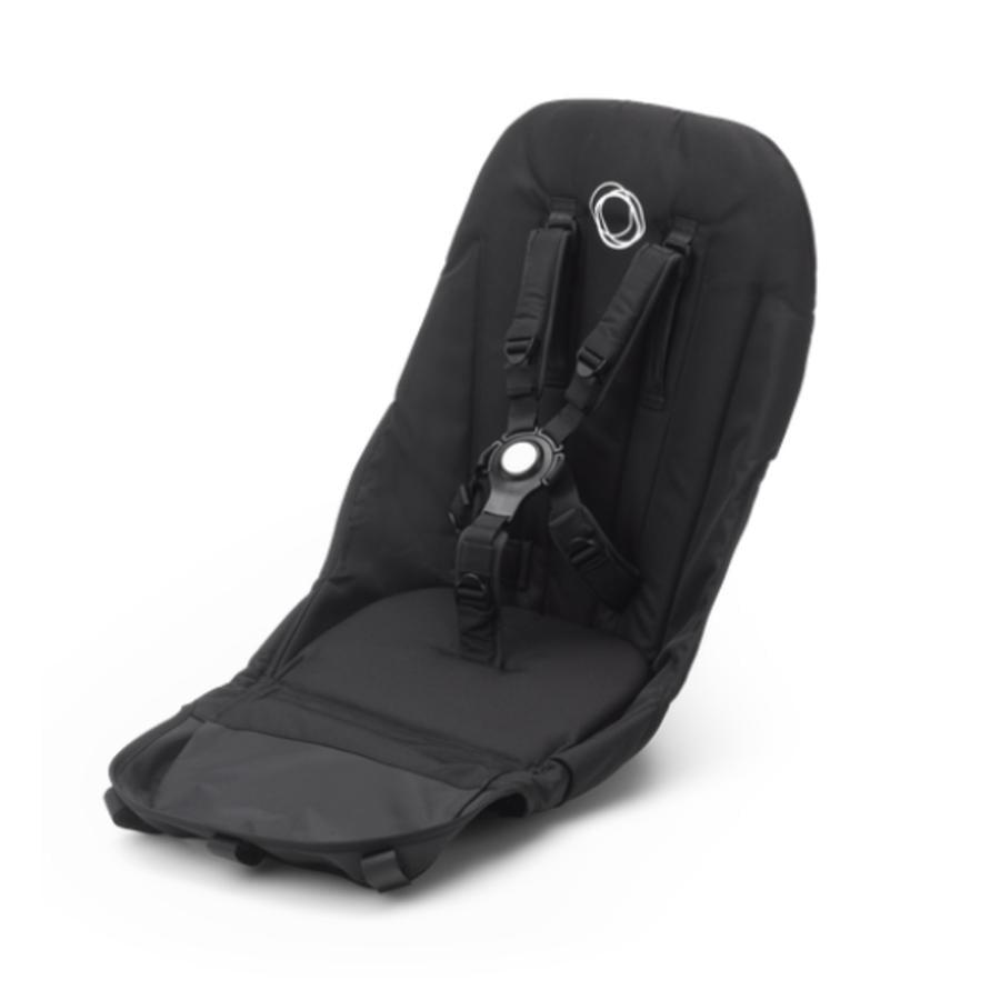 bugaboo Cubierta de asiento básica Donkey 3 Duo Black