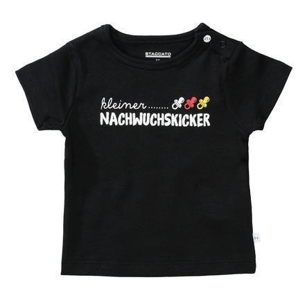 STACCATO  Camiseta negra