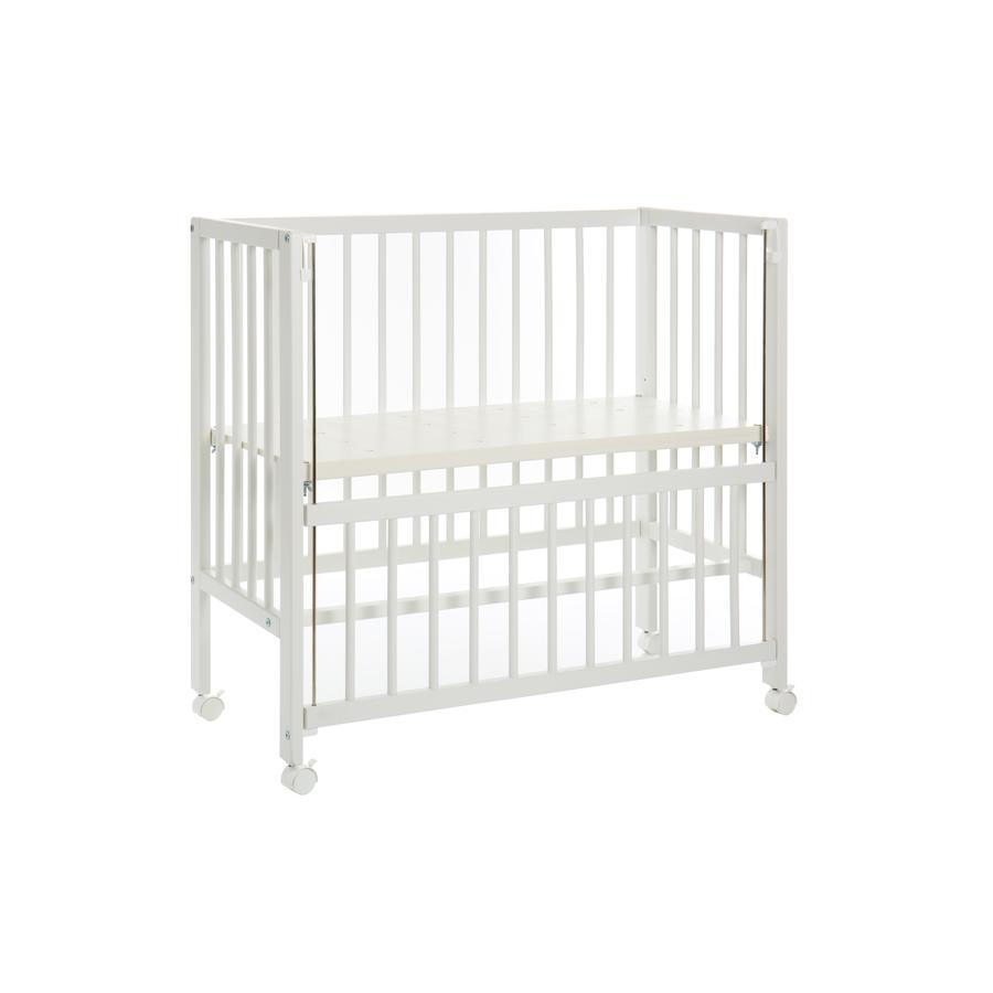 Fillikid Bijzet bed/wieg Cocon wit 40x90cm