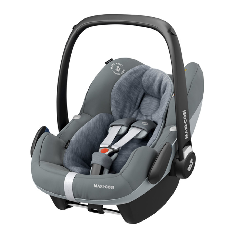 MAXI-COSI Babyskydd Pebble PRO I-size Essential Grey