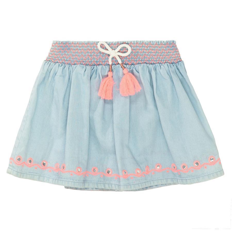 STACCATO  Dżinsy spódnicowe niebieskie