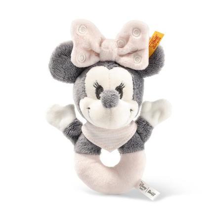 Anneau de préhension Minnie Mouse 13 gris/rose/noir