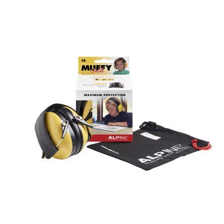 Alpin e Protezione per le orecchie Muffy Smile , giallo