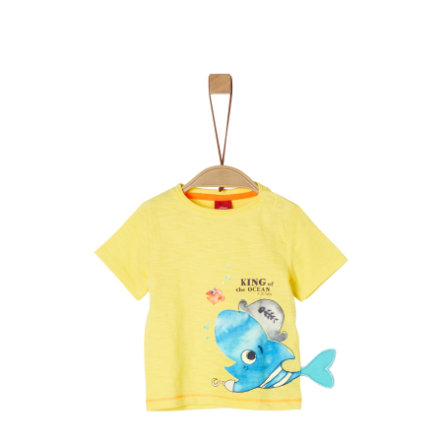 s.Oliver T-Shirt yellow