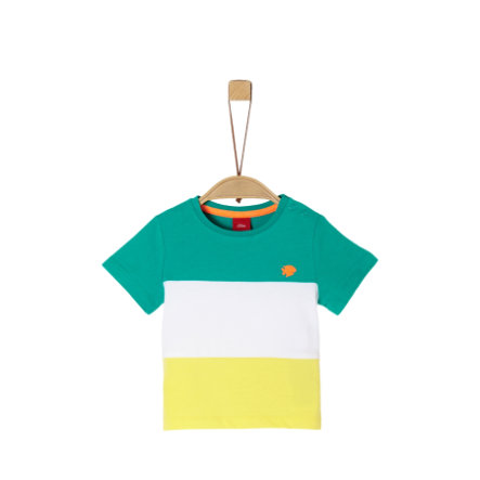 s. Olive r T-shirt green