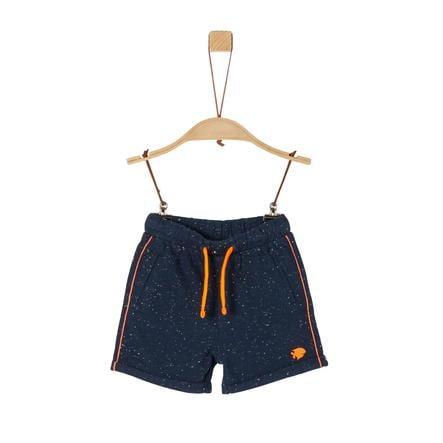 s. Olive r Shorts ciemnoniebieski melanż