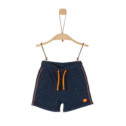 s. Olive r Shorts mørkeblå melange