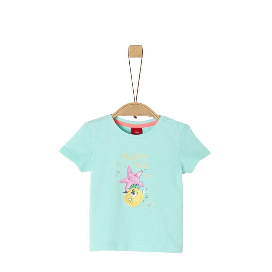 s. Olive r T-Shirt menthe poivrée