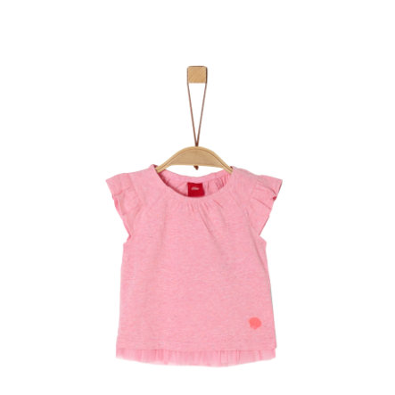 s. Olive r Maglietta rosa melange