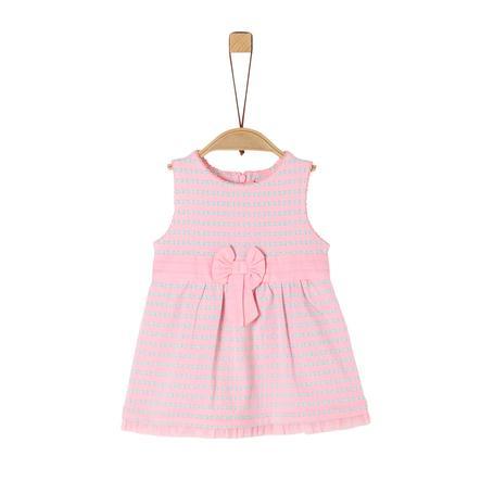 s. Oliver šaty světle růžové