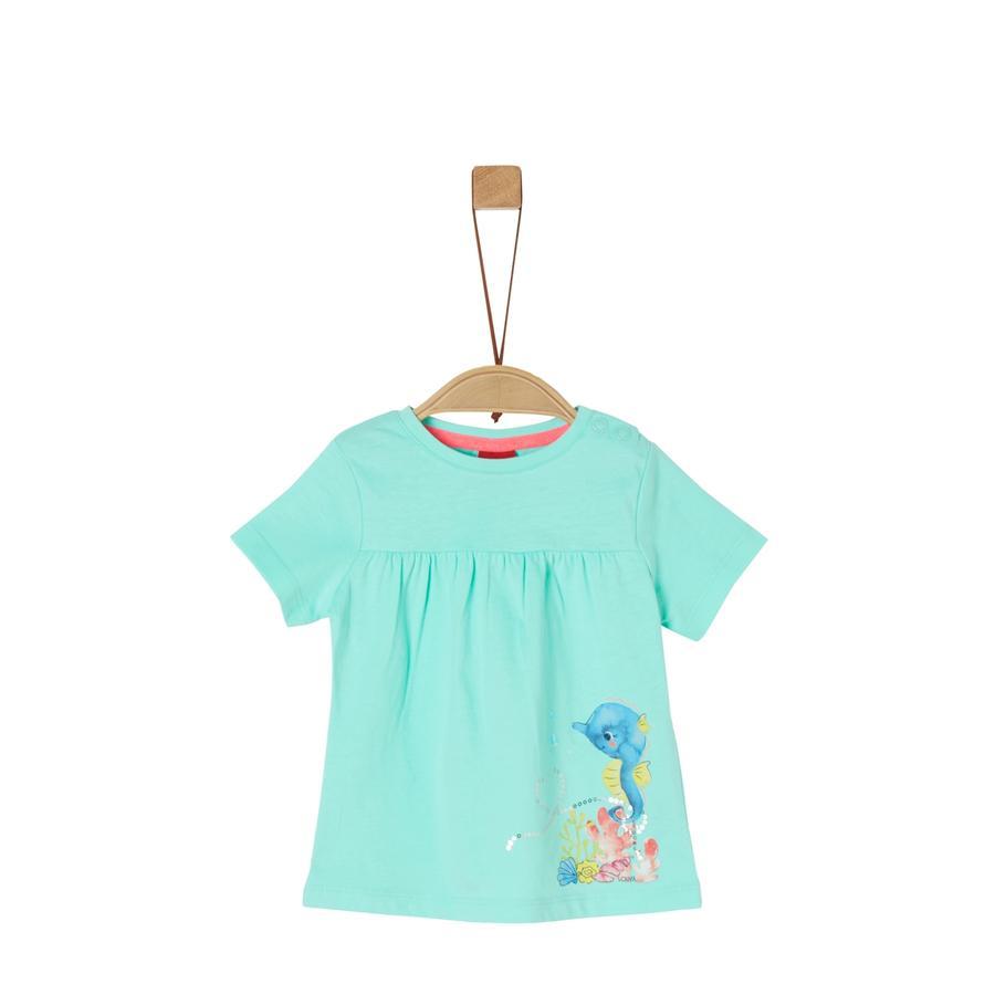 s. Olive r T-shirt mynte