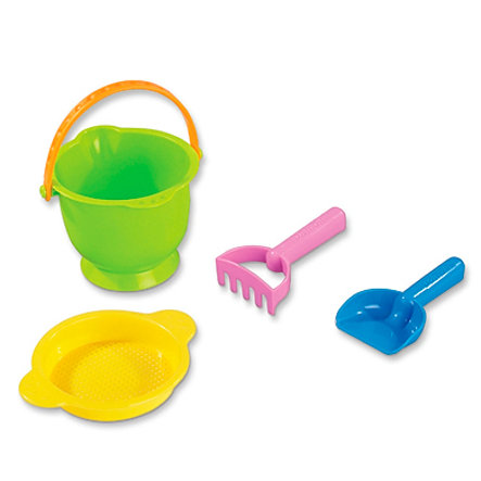 HAPE Grundausstattung Strandspielzeug, 4-tlg.