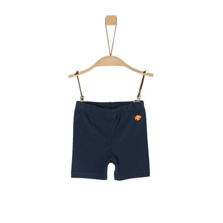 S. Oliver sykkel shorts mørk blå
