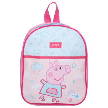 Vadobag Sac à dos enfant Peppa Pig Roll with me Small