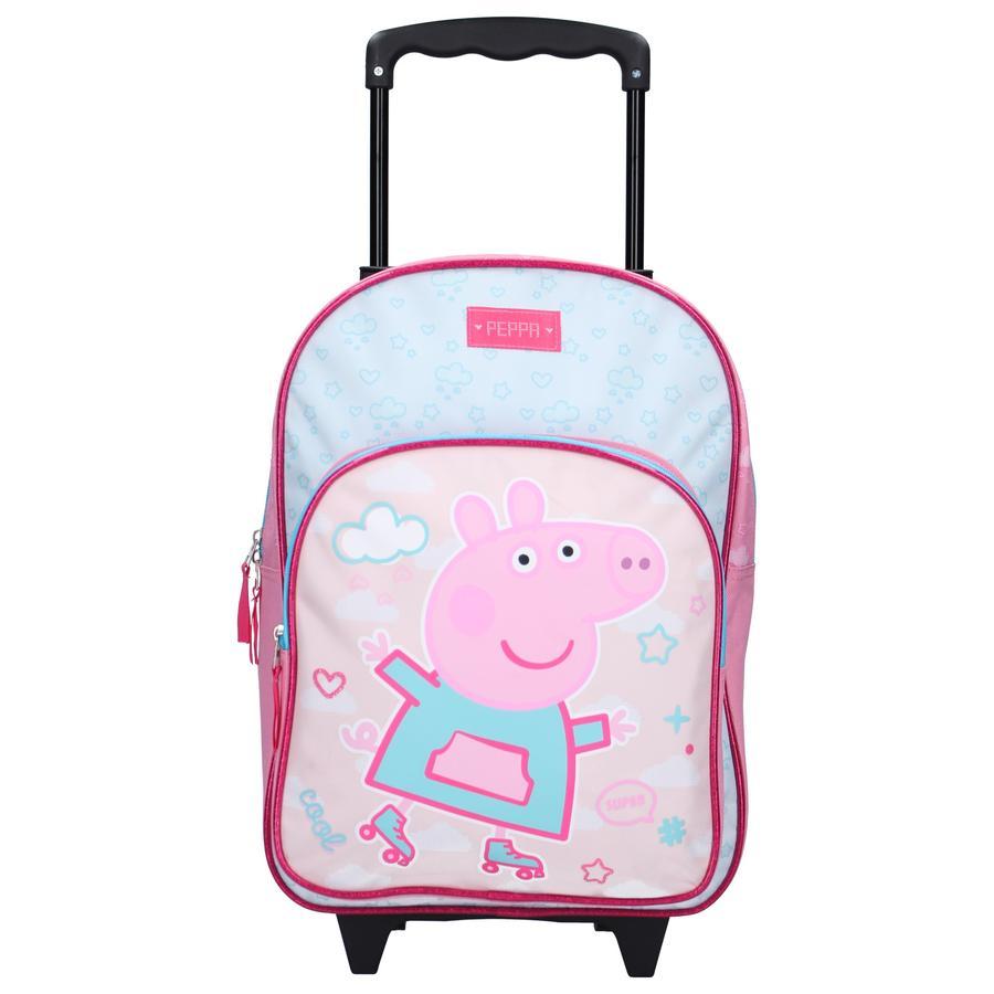 Vadobag Trolley rygsæk Peppa Pig Roll med mig