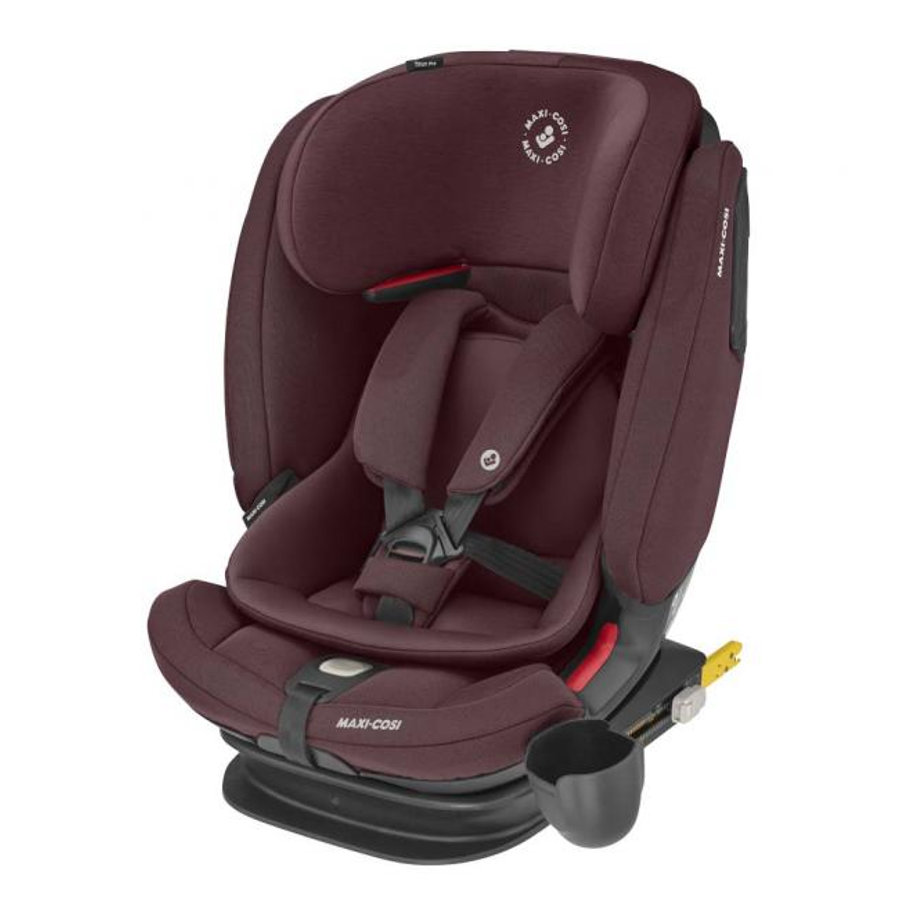 MAXI COSI Kindersitz Titan Pro Authentic Red