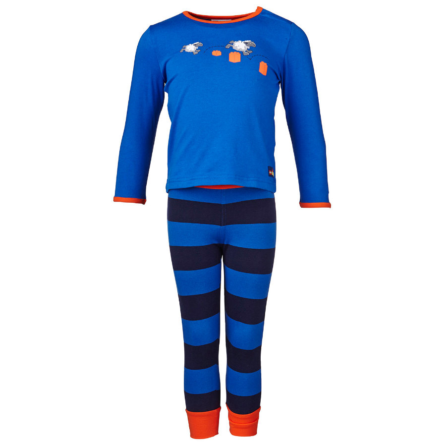LEGO WEAR Duplo Boys Piźama ASKE 901 strong blue