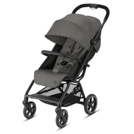 cybex GOLD Buggy Eezy S+ 2 Black Soho Grey