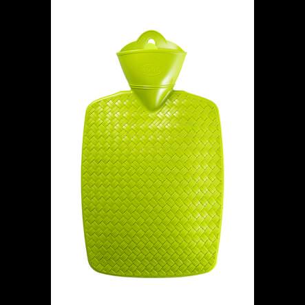 HUGO FROSCH Varmtvandsflaske Klassik 1,8 L kurvet kalk
