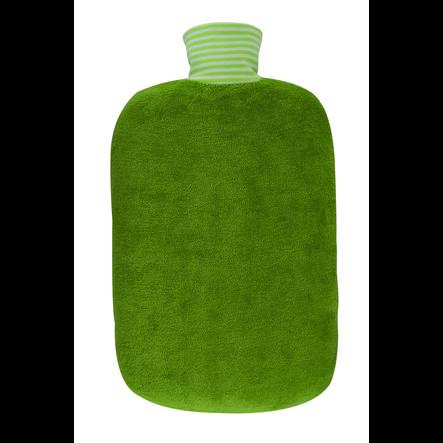 HUGO FROSCH Butelka z ciepłą wodą Öko 2.0 L pokrywa organiczna kiwi