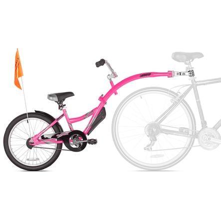 WeeRide Tandem Fahrradanhänger Copilot Pink