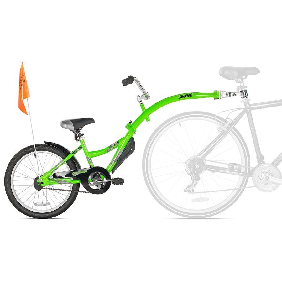 WeeRide Tandem sykkeltrailer Copilot Green