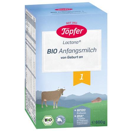 Töpfer Bio Anfangsmilch 1 600 g