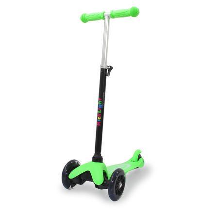 JAMARA Kick Light Scooter, grün