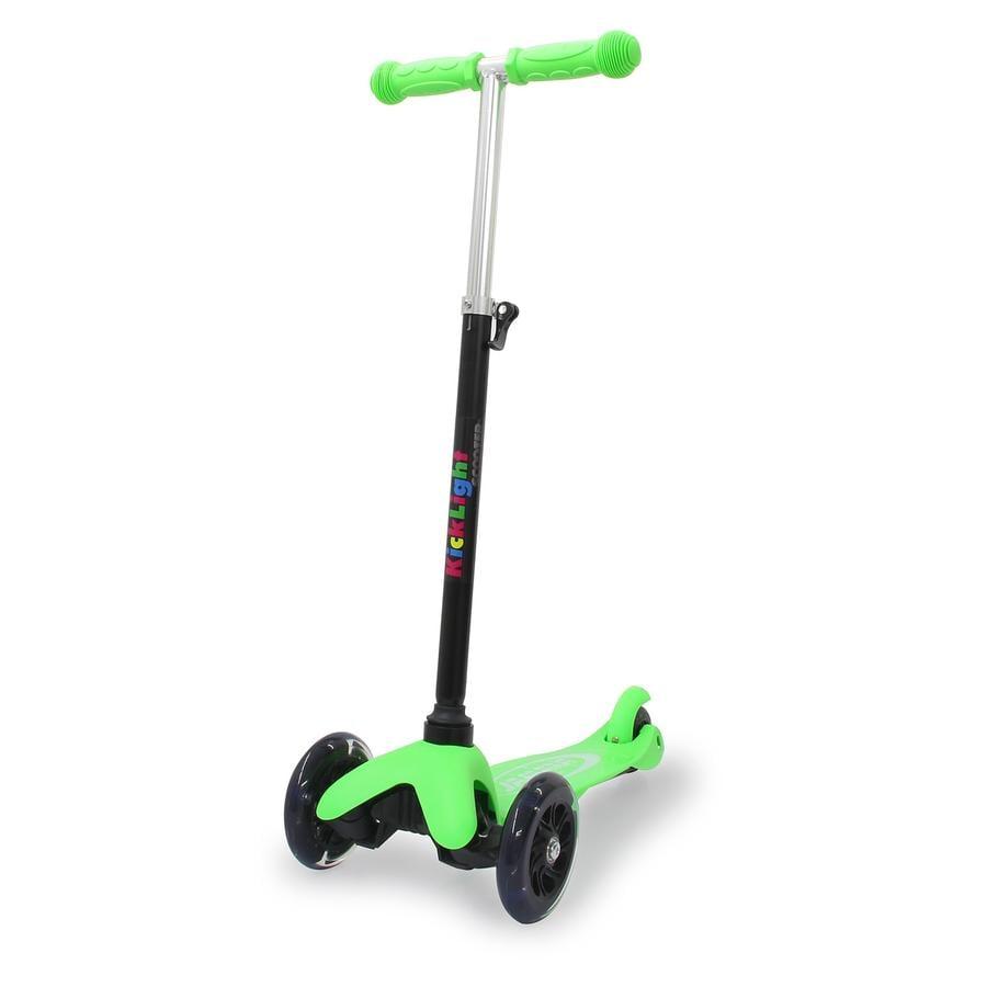 JAMARA Schop Light Scoot het, groen