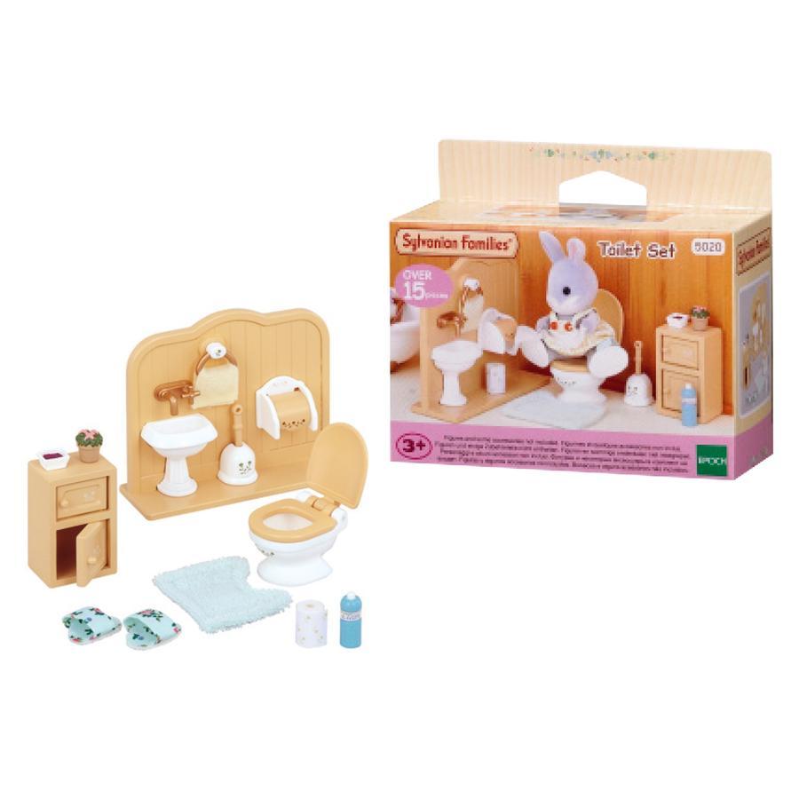 Sylvanian Families® Möbelset Toiletten-Set