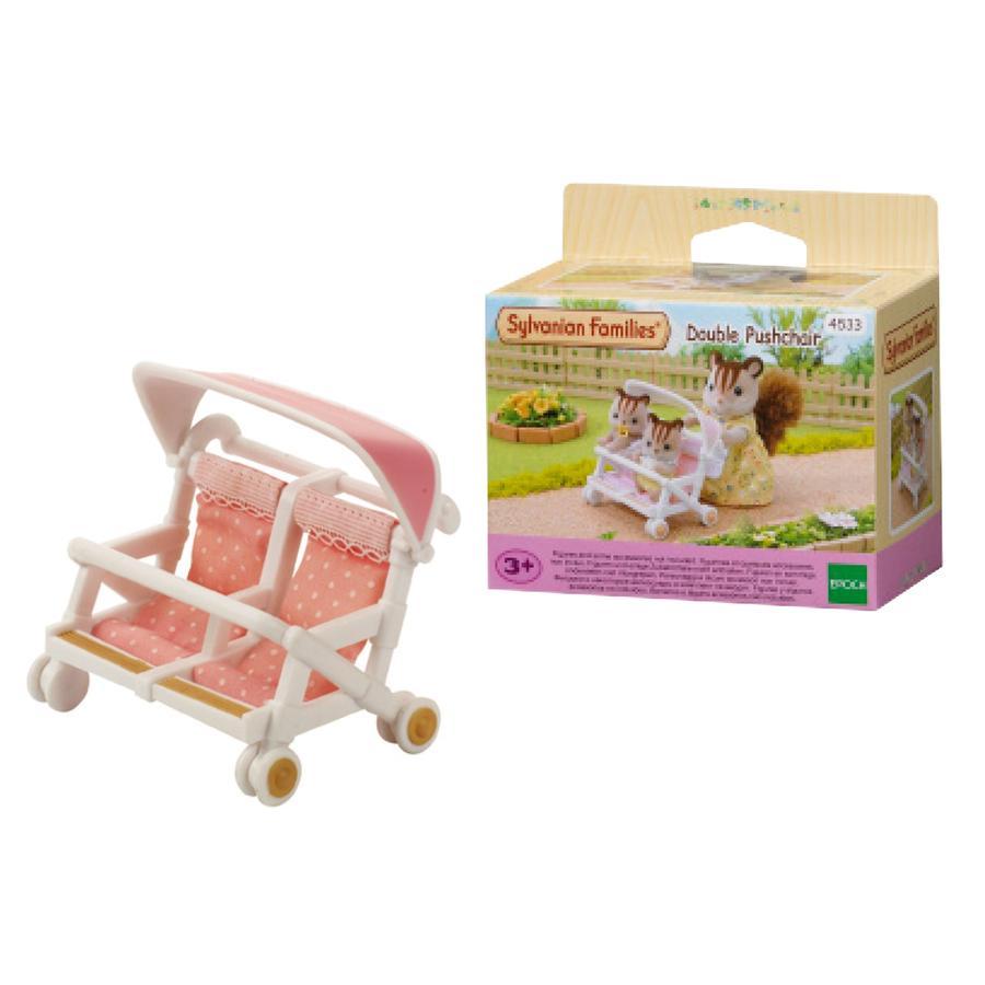 Sylvanian Families® Tweelingwagen