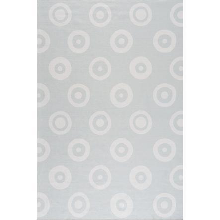 LIVONE kindertapijt Happy Rugs DOUBLE DOTS mint 90 x 160 cm