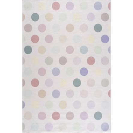 LIVONE Kinderteppich Happy Rugs KIDSDOTS multi 160 x 230 cm