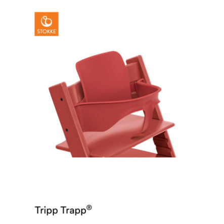 STOKKE® Tripp Trapp® Baby Set Warm Red
