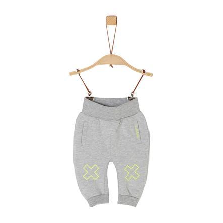 s. Olive r Pantalon light de survêtement gris mélangé