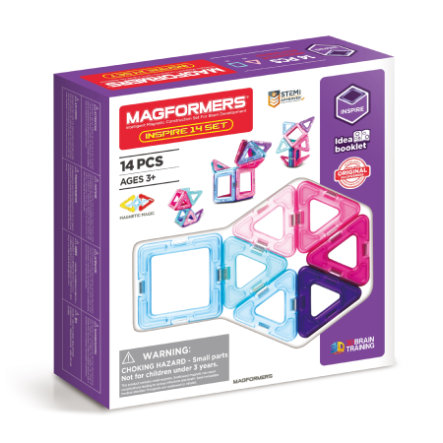 MAGFORMERS® Inspire-setti 14