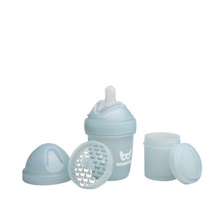 Herobility Babyflasche grau 140 ml