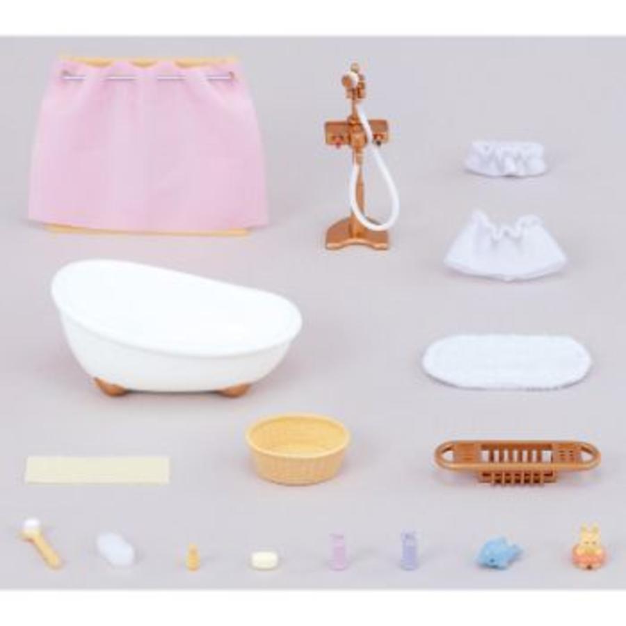 Sylvanian Families® Figurine ensemble baignoire et douche 3562