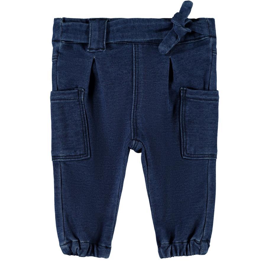 name it Jeans NBFRIE Donkerblauwe Denim