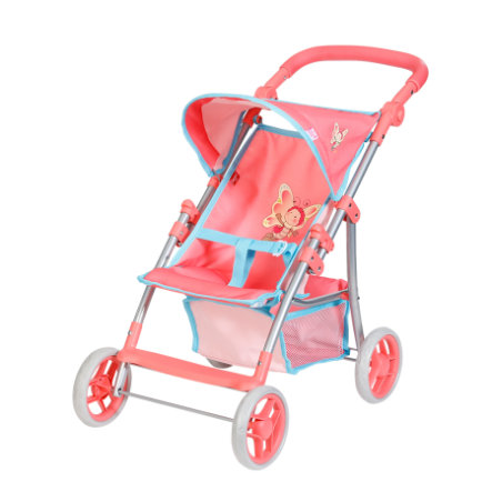 knorr® toys NICI Spring - Doll buggy Liba