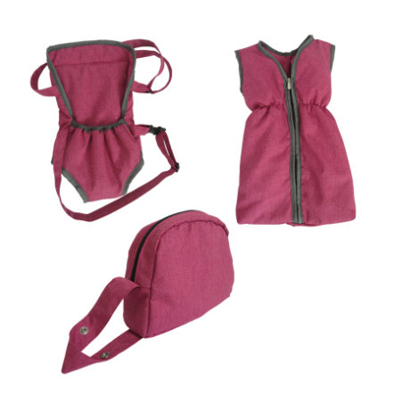 knorr® leketøydukkepose - bær