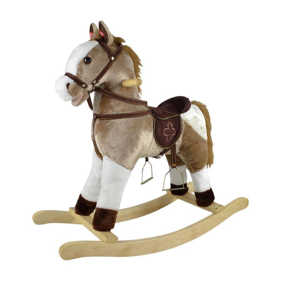 knorr® toys Animal à bascule cheval Levi bois