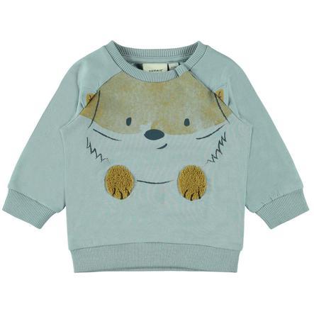 name it Sweatshirt til drenge NBMLENUL Ashley Blue