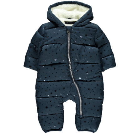 NAME IT Snowsuit NBFMELIESSA Dress Blues