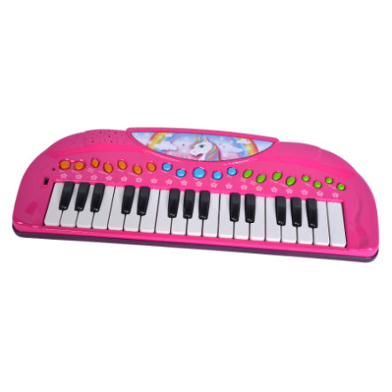 Simba My Music World Unicorn Keyboard