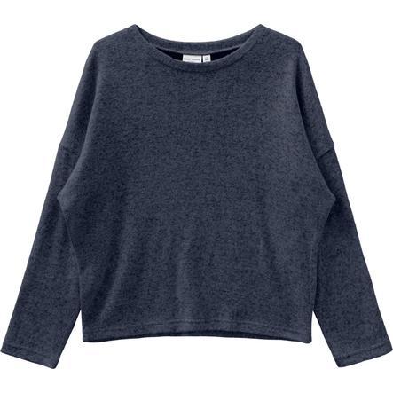 name it Dzianinowy sweter NMFVICTI Dark Sapphire